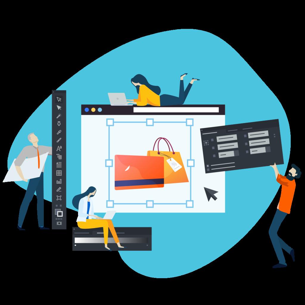 Custom B2B Client portal